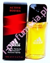 Adidas Active Bodies - 100ml - woda toaletowa